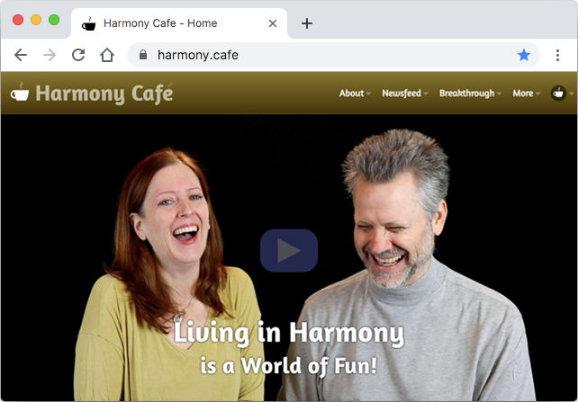 Click here to visit harmony.cafe